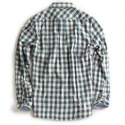 camisadetecidoxadrezmarinho2