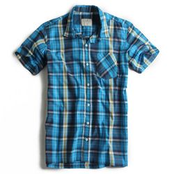 Camis-de-Tecido-Manga-Curta-Azul-Turquesa