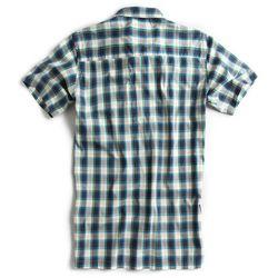 Camis-de-Tecido-Manga-Curta-Branco-Azul