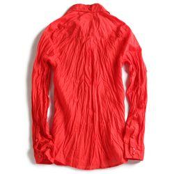 Camisa-de-Tecido-Vermelho-Vintage-Feminina