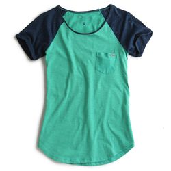T-shirt-Lisa-Verde-Feminina