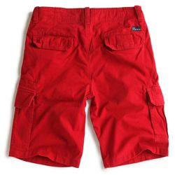 Bermuda-Cargo-Vermelha