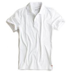 Camisa-Polo-Stretch-Lisa-Especial-Branca
