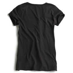 T-shirt-Gola-V-Rock-in-Rio-Preta-Feminina