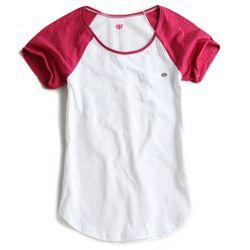 T-shirt-Lisa-Branca-Feminina