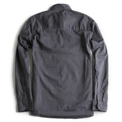 Camisa-de-Tecido-Manga-Longa-Cinza