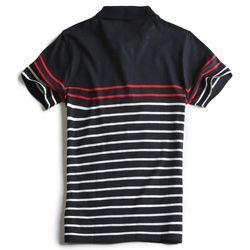 Camisa-Polo-Listrada-Marinho-Vermelho