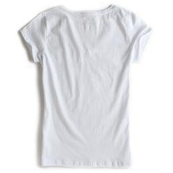 T-shirt-Gola-V-Branca-Feminina
