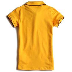 Polo-Lisa-Amarela-Feminina