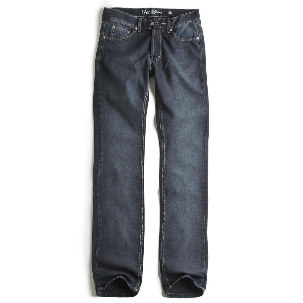 Calca-Jeans-Reta-Vintage-Black-Used