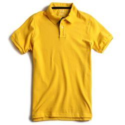 Camisa-Polo-Basica-Amarela