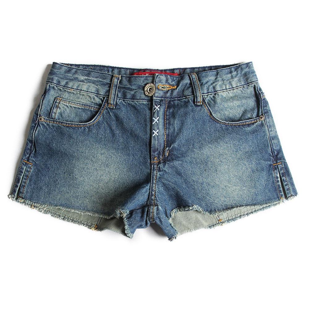 Short Feminino - jeans colors | TACO