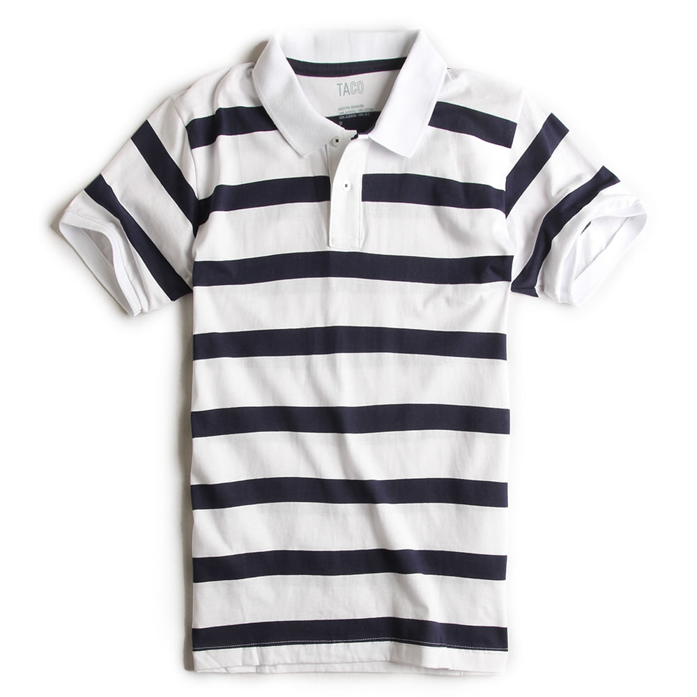 camisa-Polo-Listrada-Branco-Marinho-