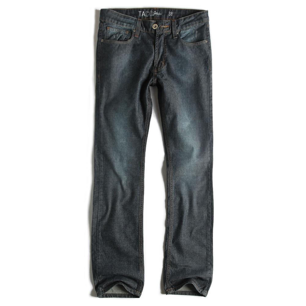 Calca-Jeans-Reta-Vintage-Stone-Used