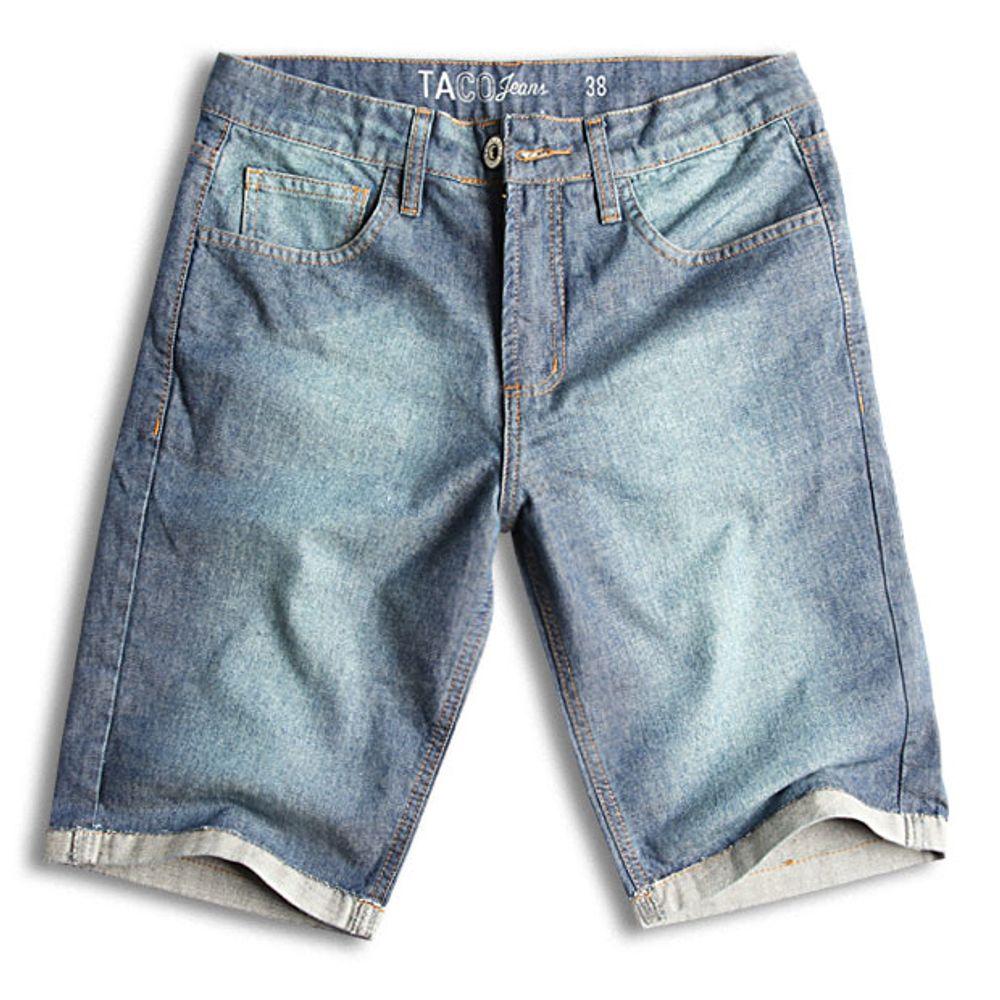 Bermuda-Jeans-Stone