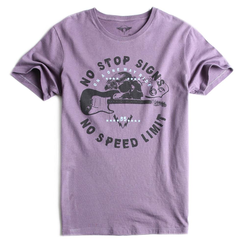 T-shirt-Fit-Estampada-Uva