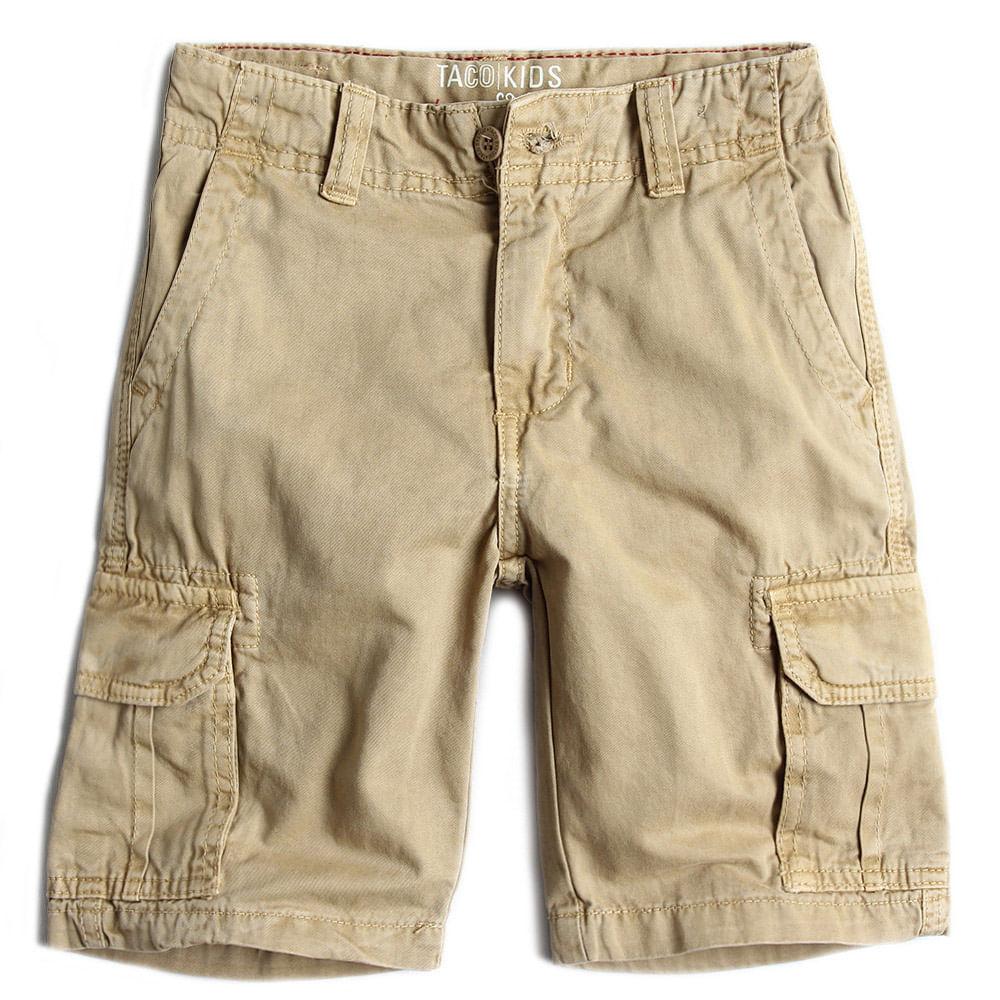 Bermuda-Cargo-Kaki-Infantil-Masculino
