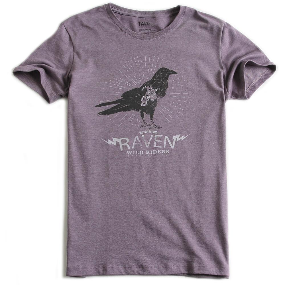 T-shirt-Fit-Estampada-Uva-Mescla