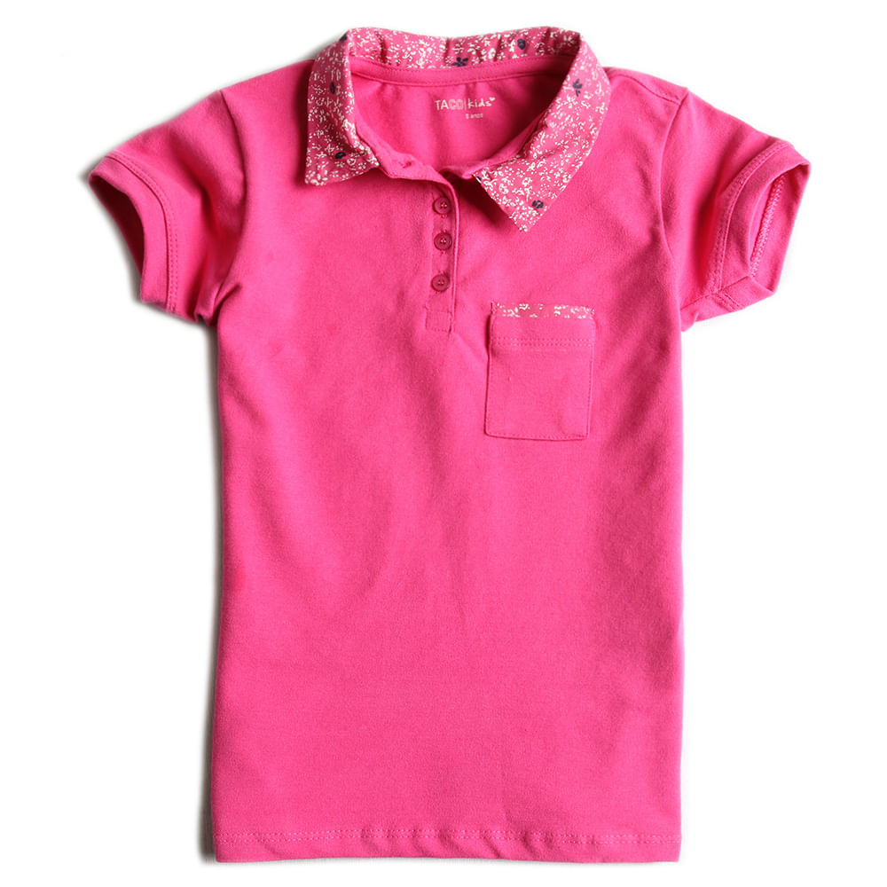 Polo-Lisa-Rosa-Infantil