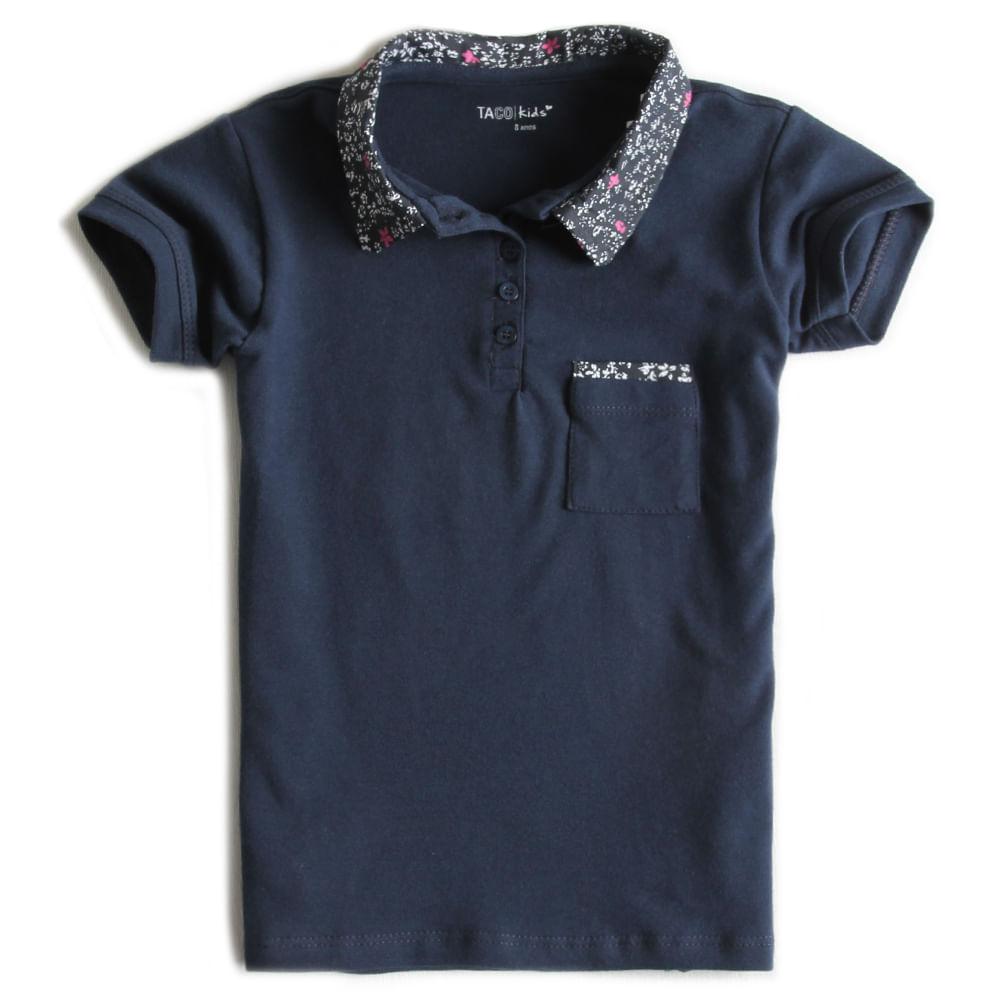 Polo-Lisa-Azul-Marinho-Infantil
