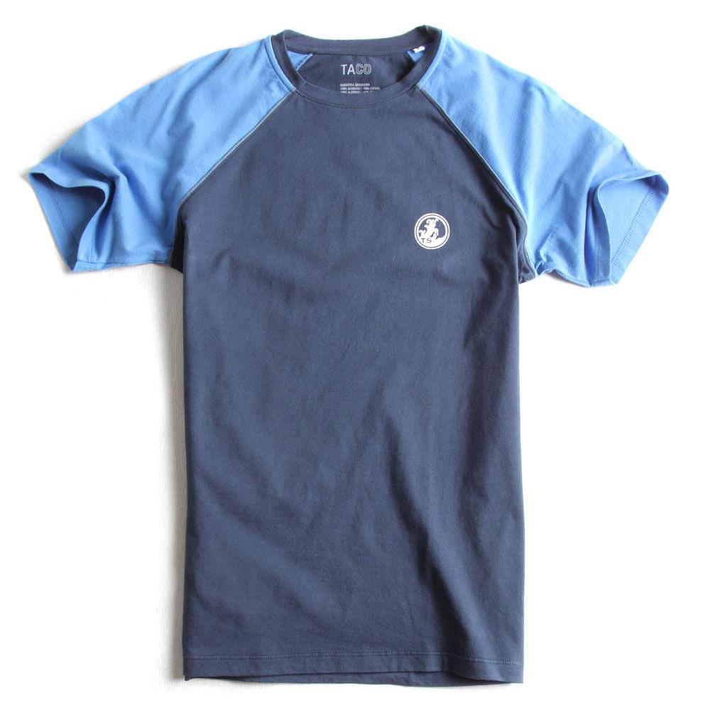 T-shirt-Lisa-Azul