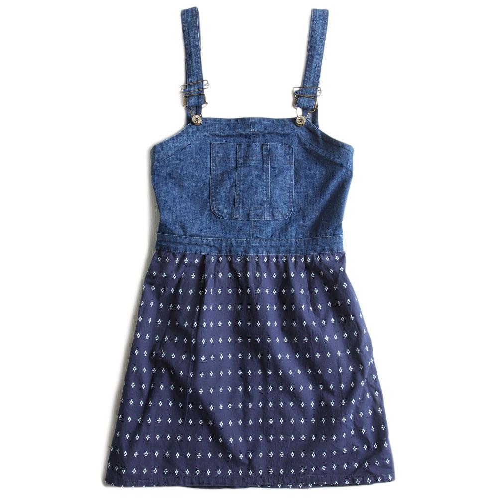 Vestido-Tecido-Jardineira-Azul-Marinho