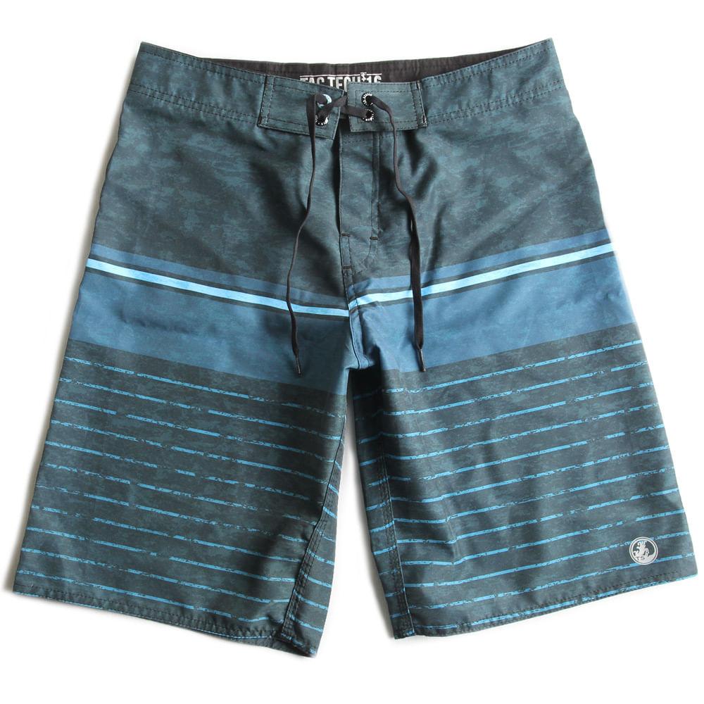 Boardshort-Listrado-Grafite-Azul