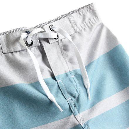 Boardshort-Listrado-Branco-Azul-Infantil-Masculino