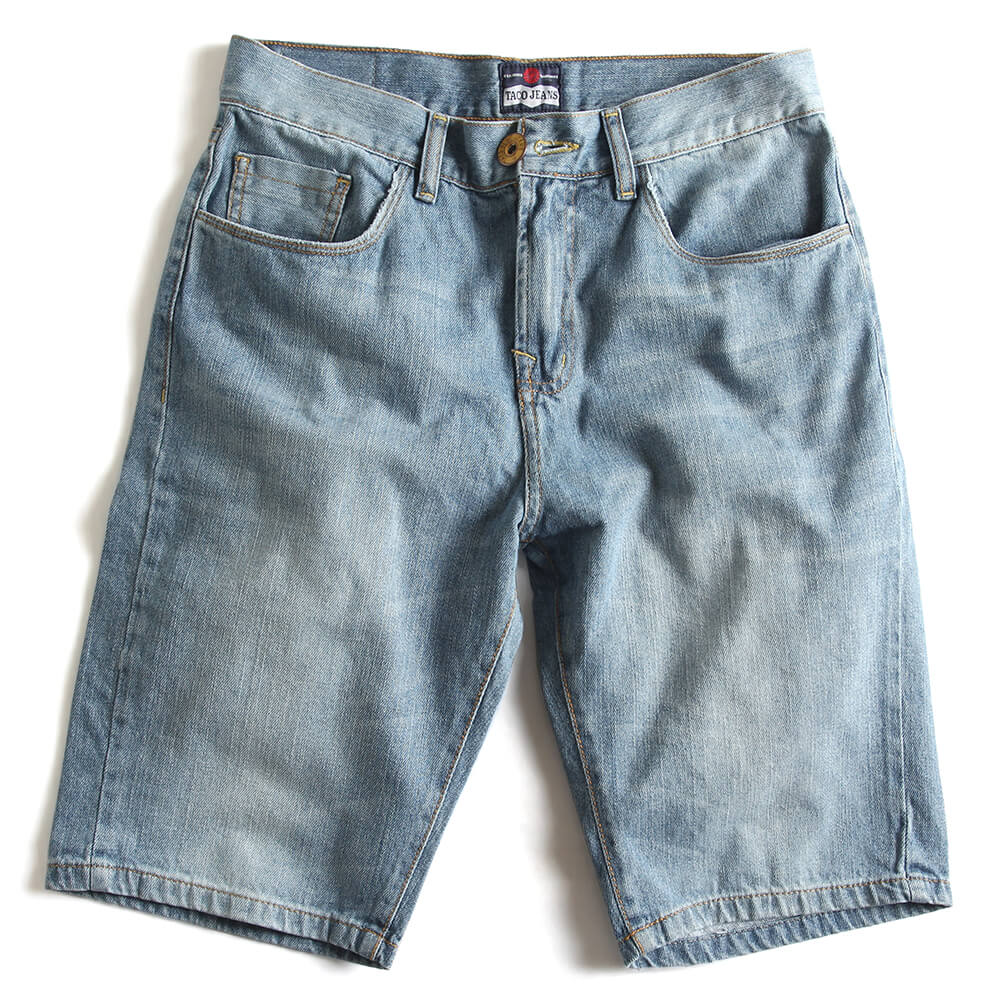 Bermuda-Jeans-Destroyer
