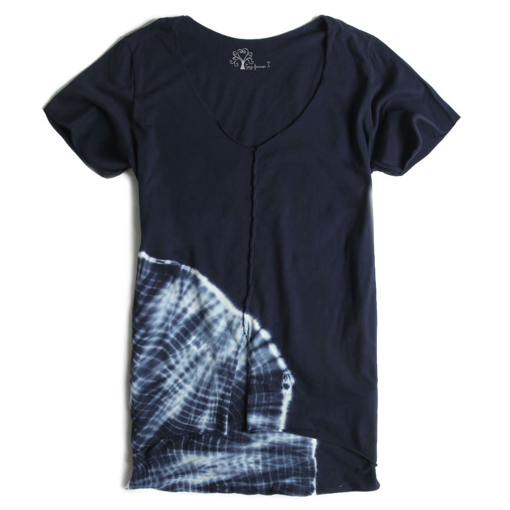 Camisa-Malha-Gola-V-Tie-Dye-lateral-Marinho-Feminina