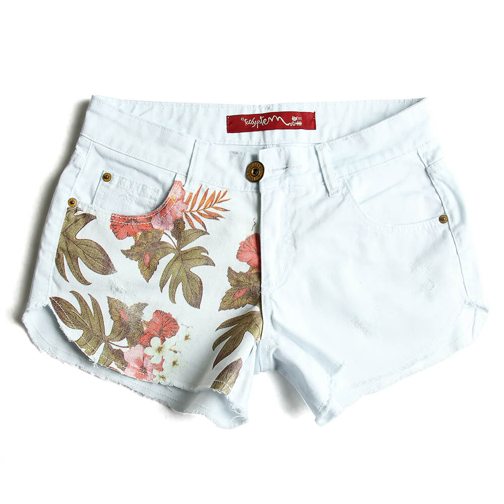 Short-Color-Estampado-Branco-Feminino
