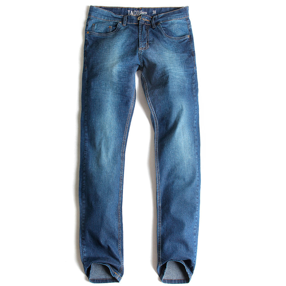 Calca-Jeans-Slim-delave-Used