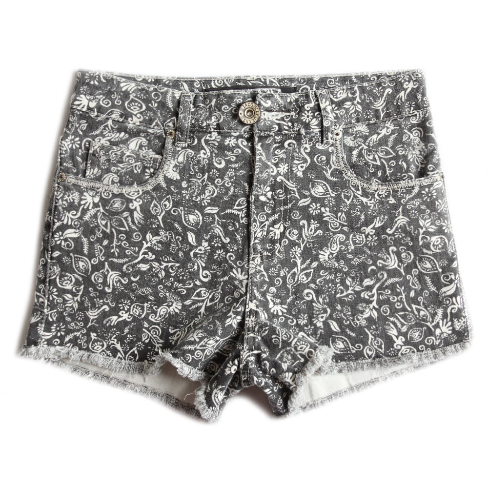 SHORT-COLOR-ESTAMPADO-PRETO-STONADO-FEMININO