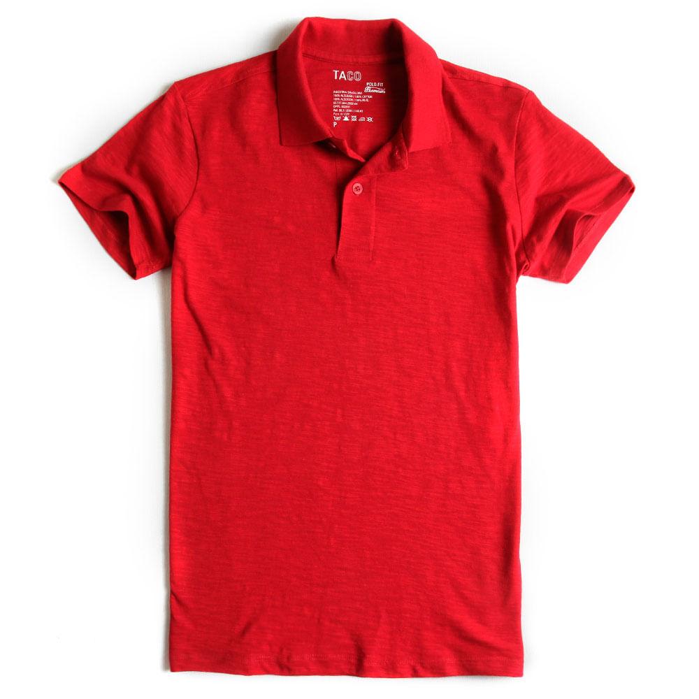 Camisa-Polo-Fit-Premium-Vermelho-Inverno