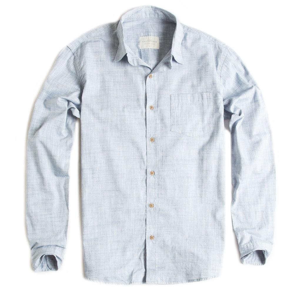 Camisa-De-Tecido-Manga-Longa-Azu
