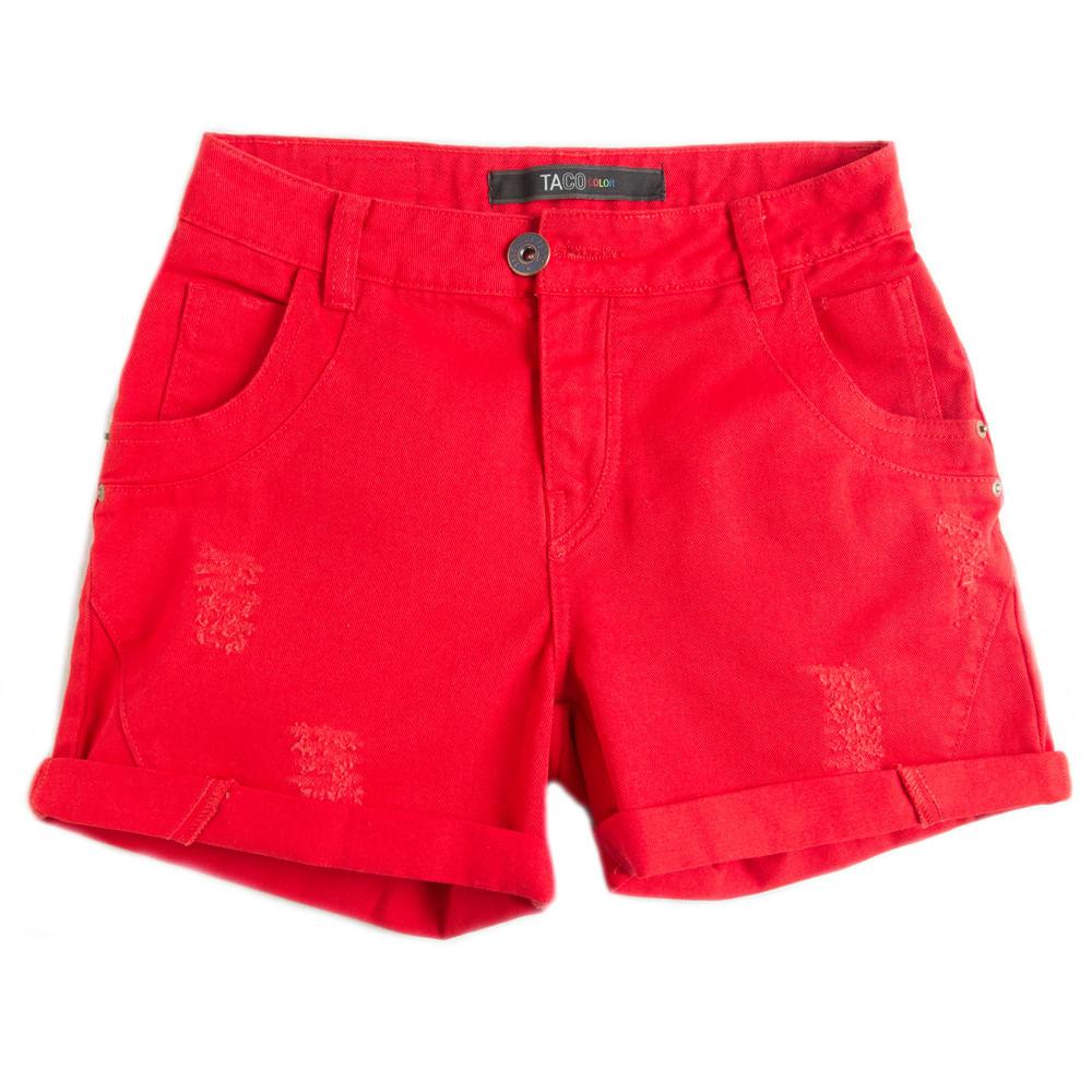 Bermuda-Color-Vermelha-Feminina