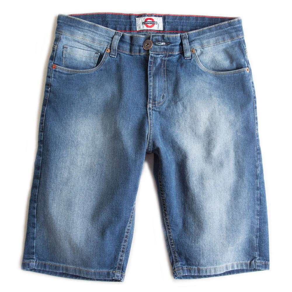 Bermuda-Jeans-Super-Stone-Used