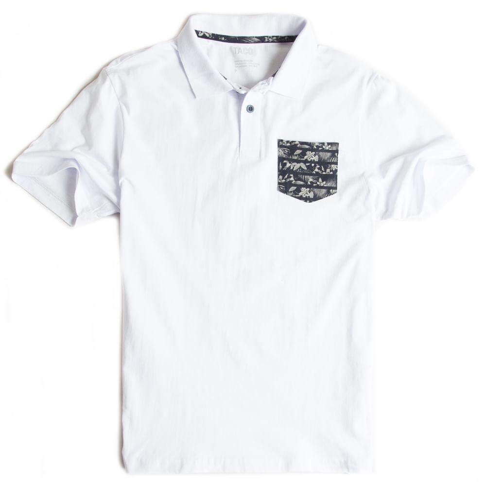 Camisa-Polo-Especial-Com-Bolso-Branca