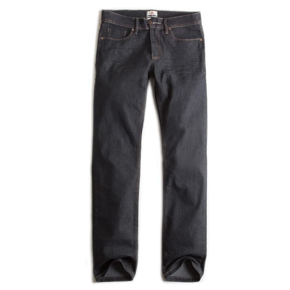 Calca-Jeans-Comfort-Fit-Vintage-Amaciado
