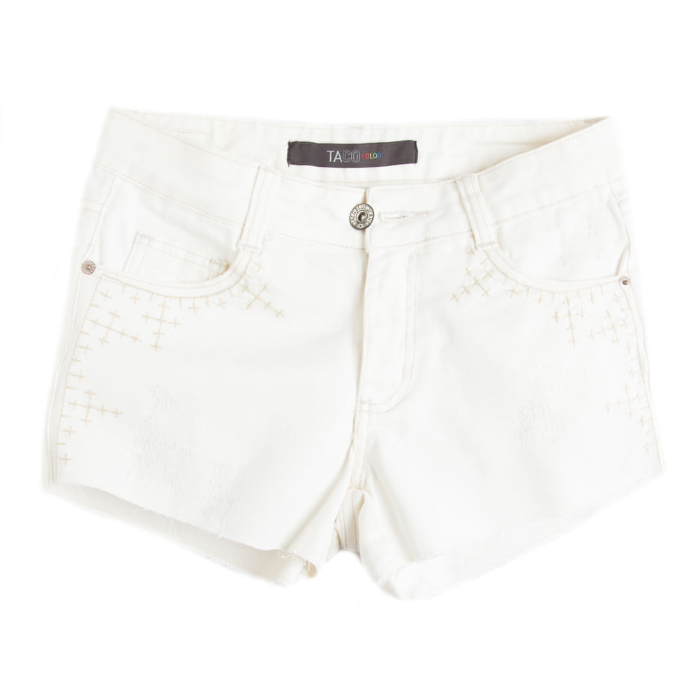 Short-Color-Branco-Feminino