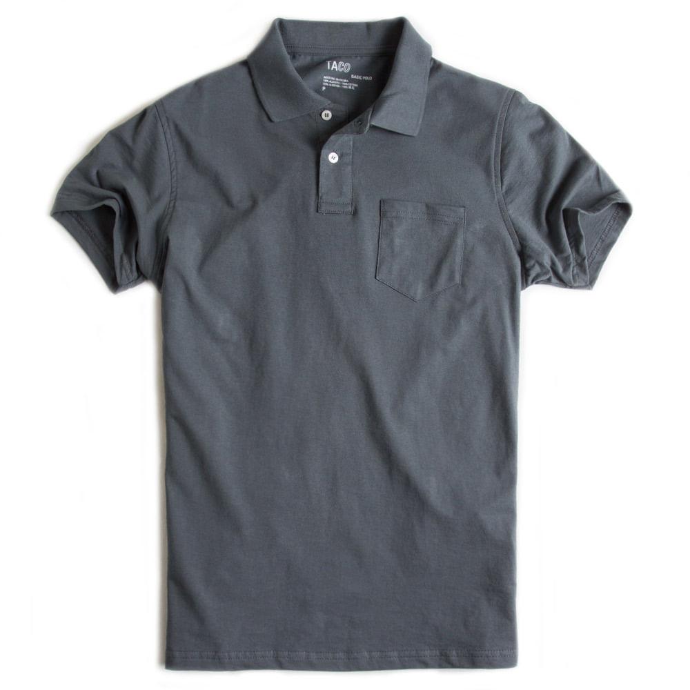 Camisa-Polo-Basica-Com-Bolso-Azul-Jeans