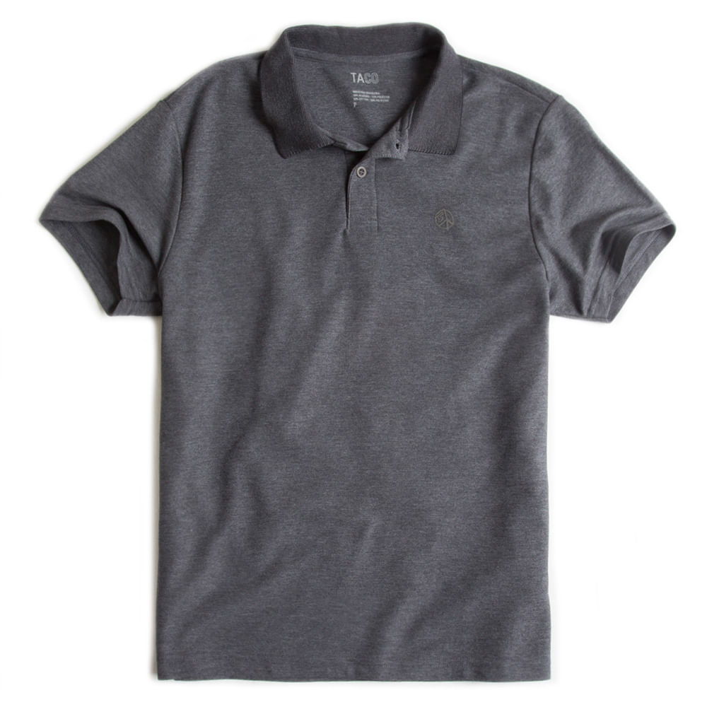 Camisa-Polo-Especial-Grafite