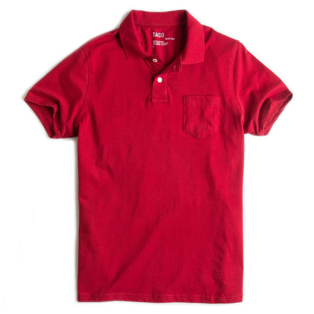 Camisa-Polo-Basica-Com-Bolso-Vermelho-Inverno