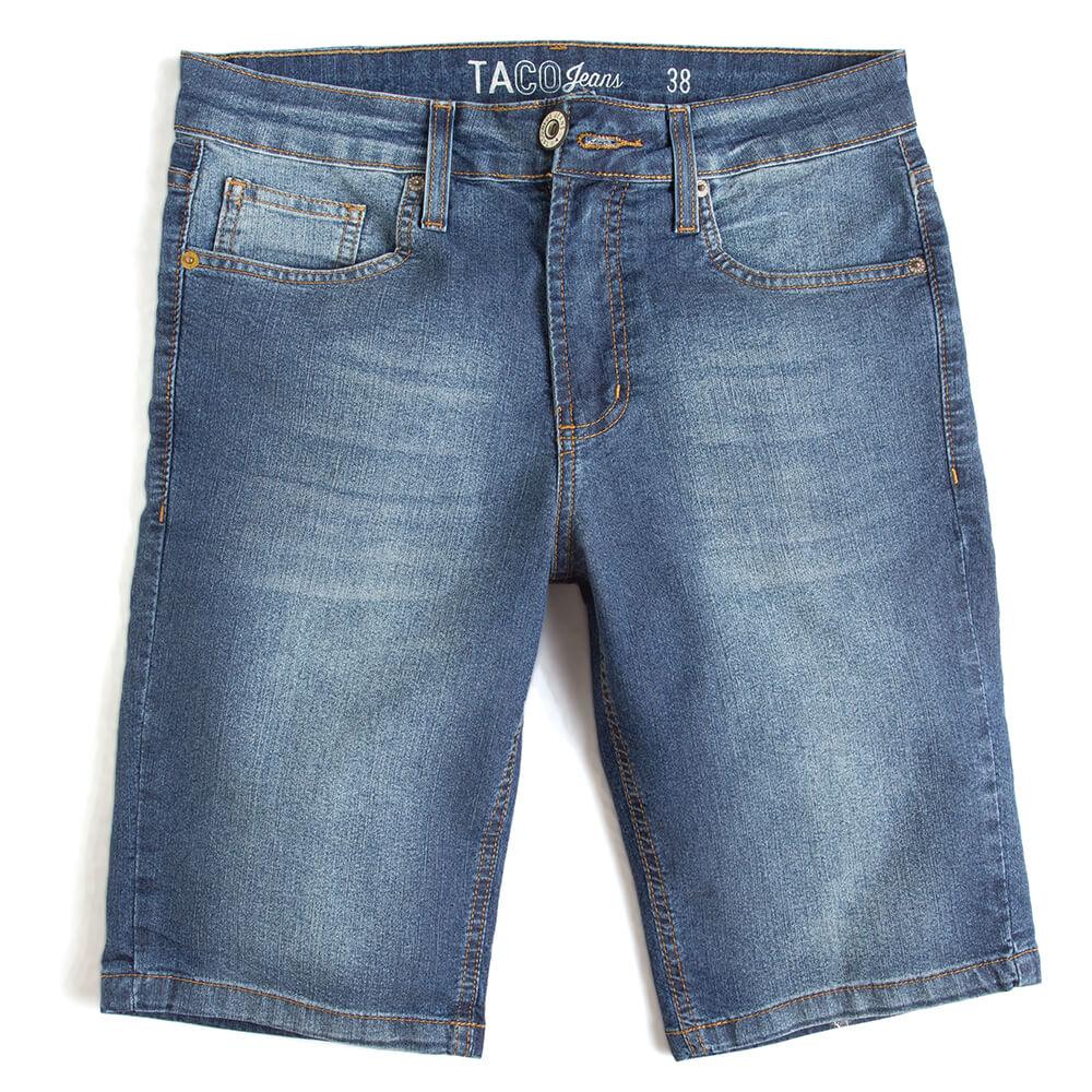 Bermuda-jeans-Destroyer-Used