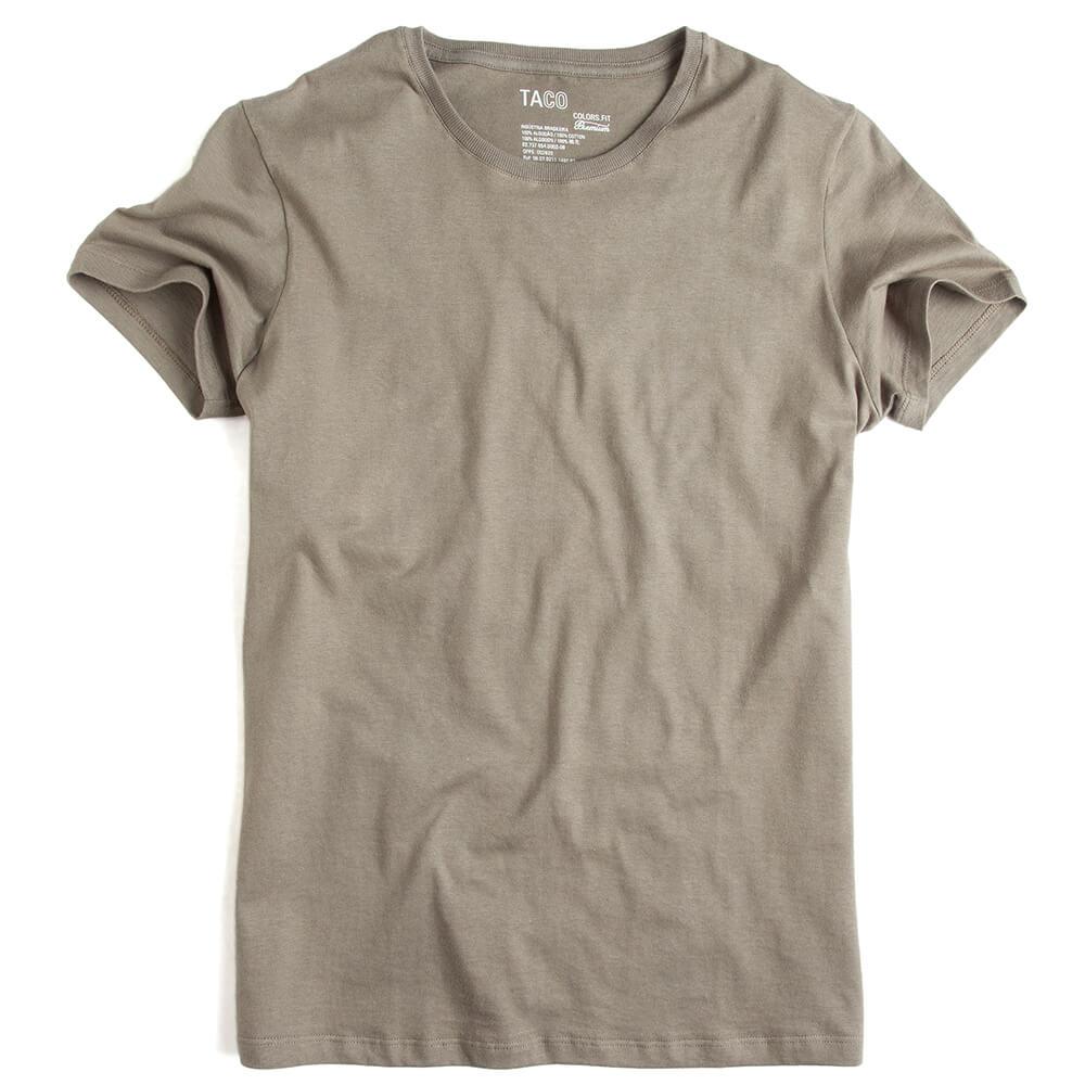 T-shirt-Basica-Fit-Premium-Verde-Militar