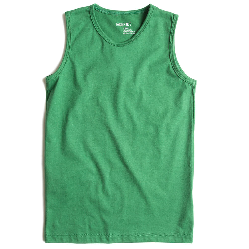 Regata-Basica-Verde-Infantil-Masculino