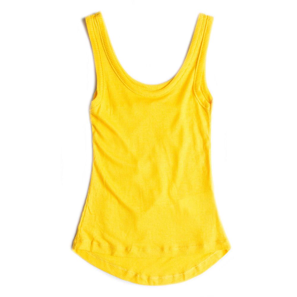 Regata-Basica-Amarelo-Infantil-Feminino