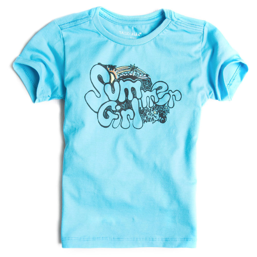 Camisa-Malha-Estampada-Azul-Turquesa-Infantil-Feminino