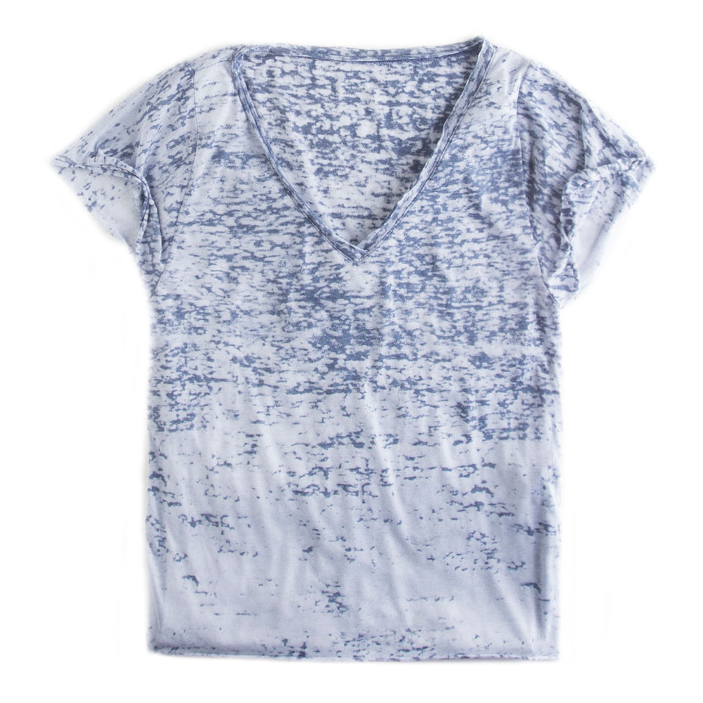 Blusa-Gola-V-Devore-Azul-Feminina