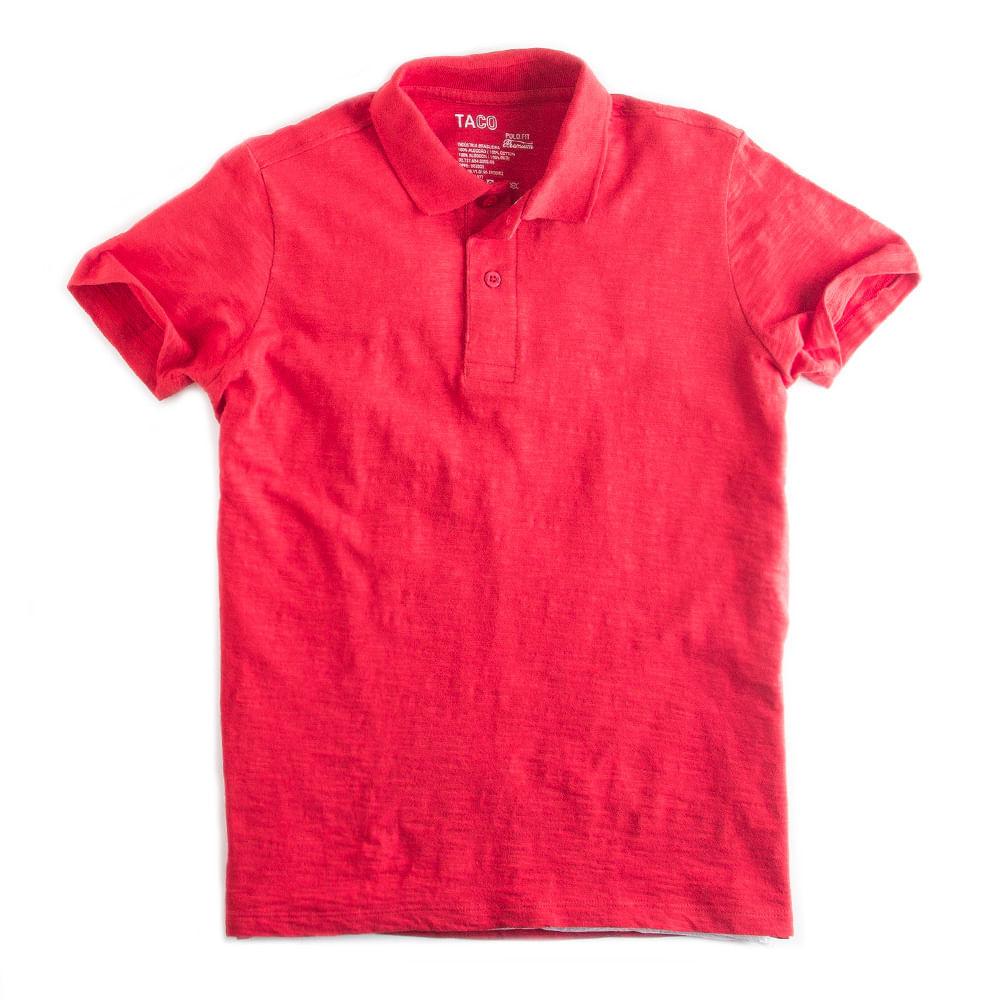 Camisa-Polo-Flame-Premium-Vermelha